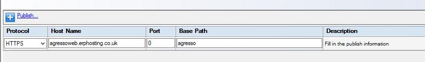 agresso-publish